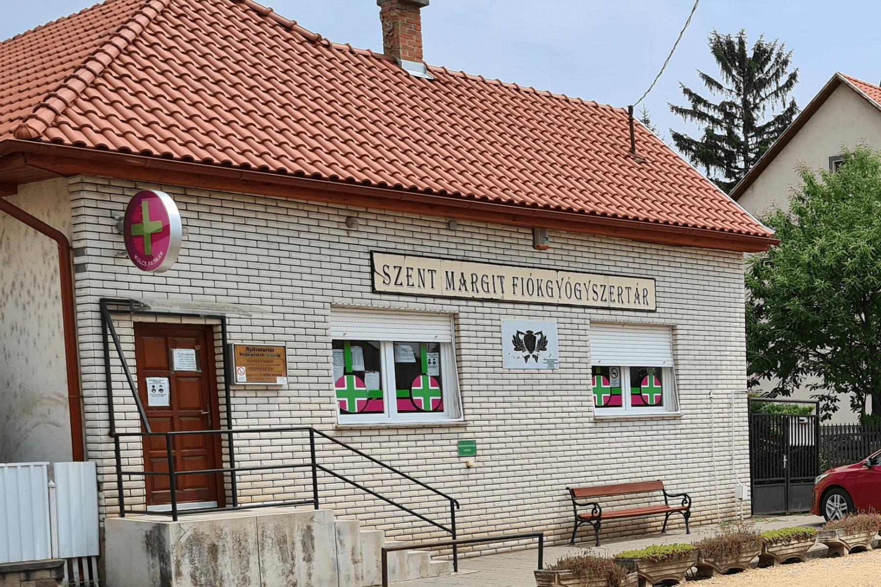 Szent Margit Fiókgyógyszertár - Pharmy - Jászdózsa