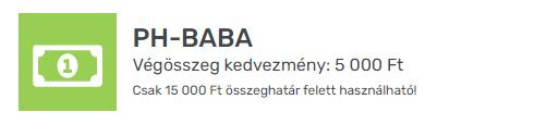 Pharmy kupon ph-baba