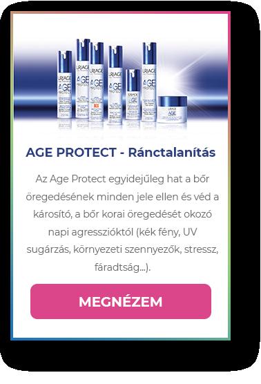 AGE PROTECT - Ránctalanítás