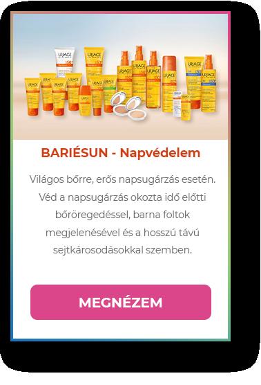 BARIÉSUN - Napvédelem