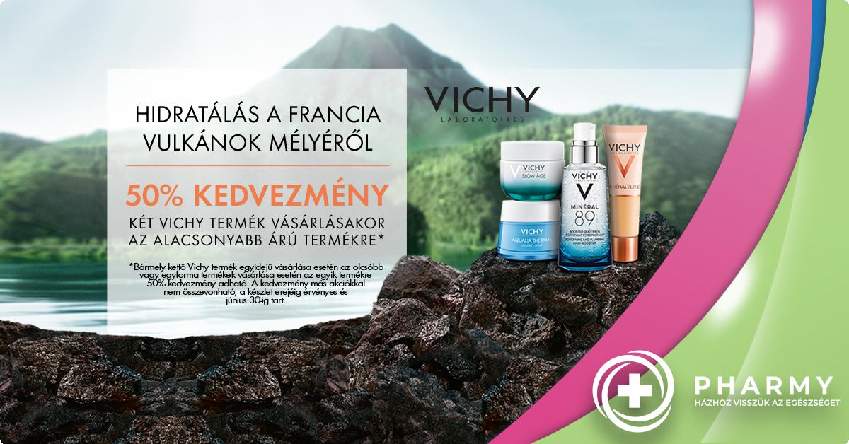 Vichy akció - CSAK 50%