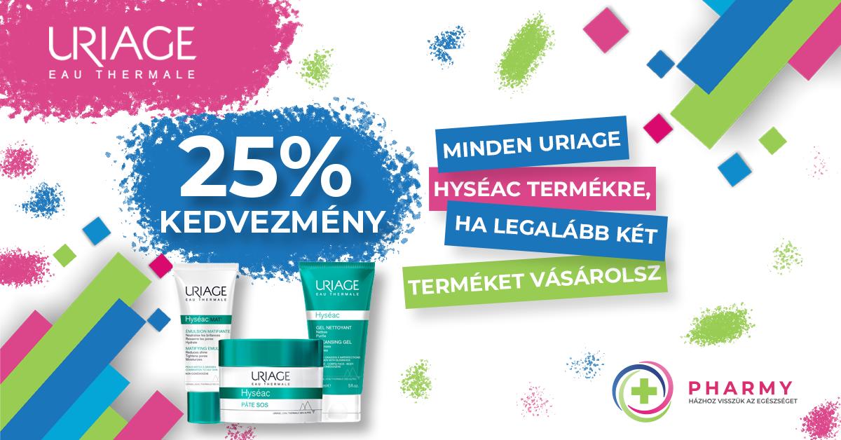 Uriage Hyséac akció - 25%
