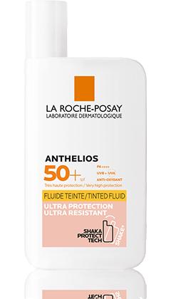 La Roche-Posay Anthelios Ultra fluid SPF50+ színezett 50ml
