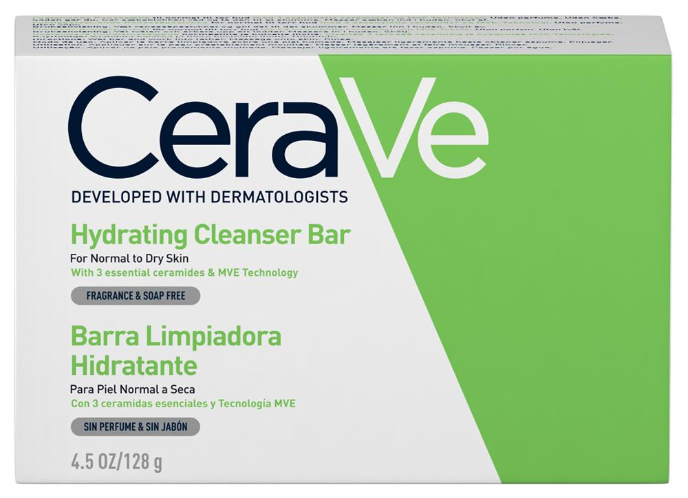 CeraVe Hidratáló szappan 128g