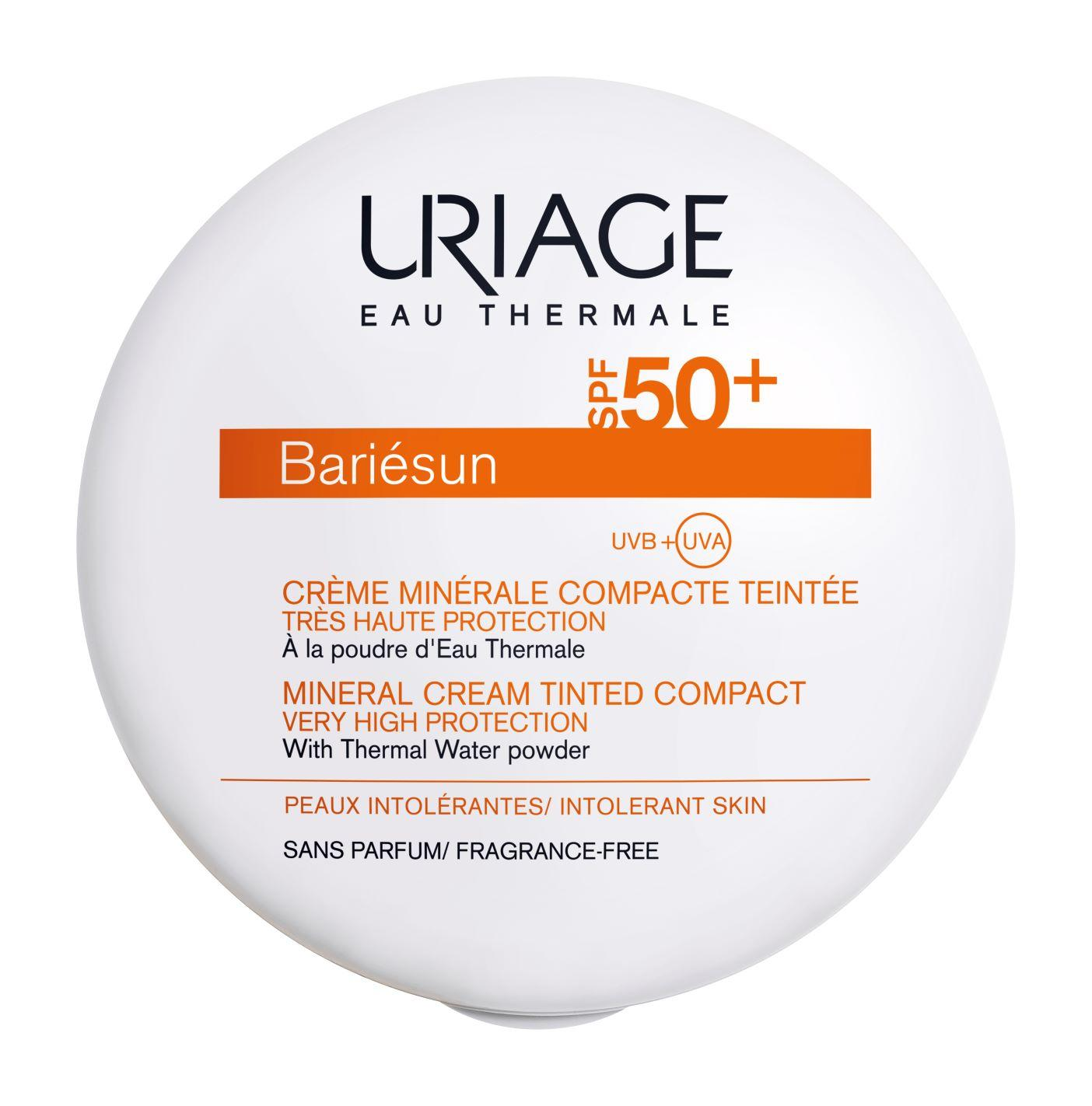 Uriage Bariésun Kompakt púder sötét SPF50+ 10g