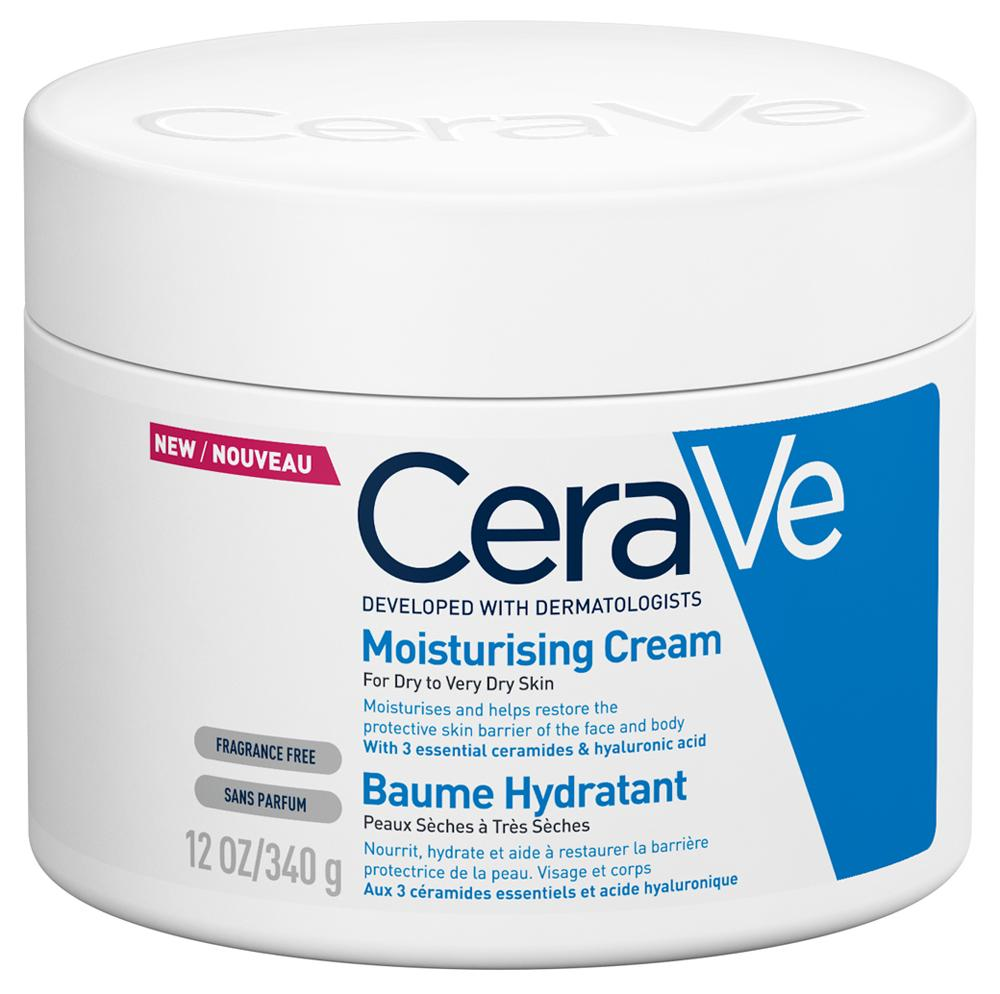 CeraVe Hidratáló testápoló krém arcra és testre 340g