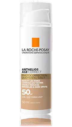 La Roche-Posay Anthelios UV Anti-age színezett SPF50 50ml