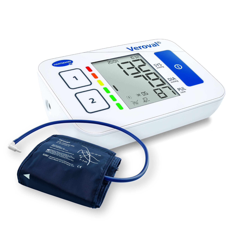 Veroval Compact vérnyomásmérő felkaros Hartmann 1x