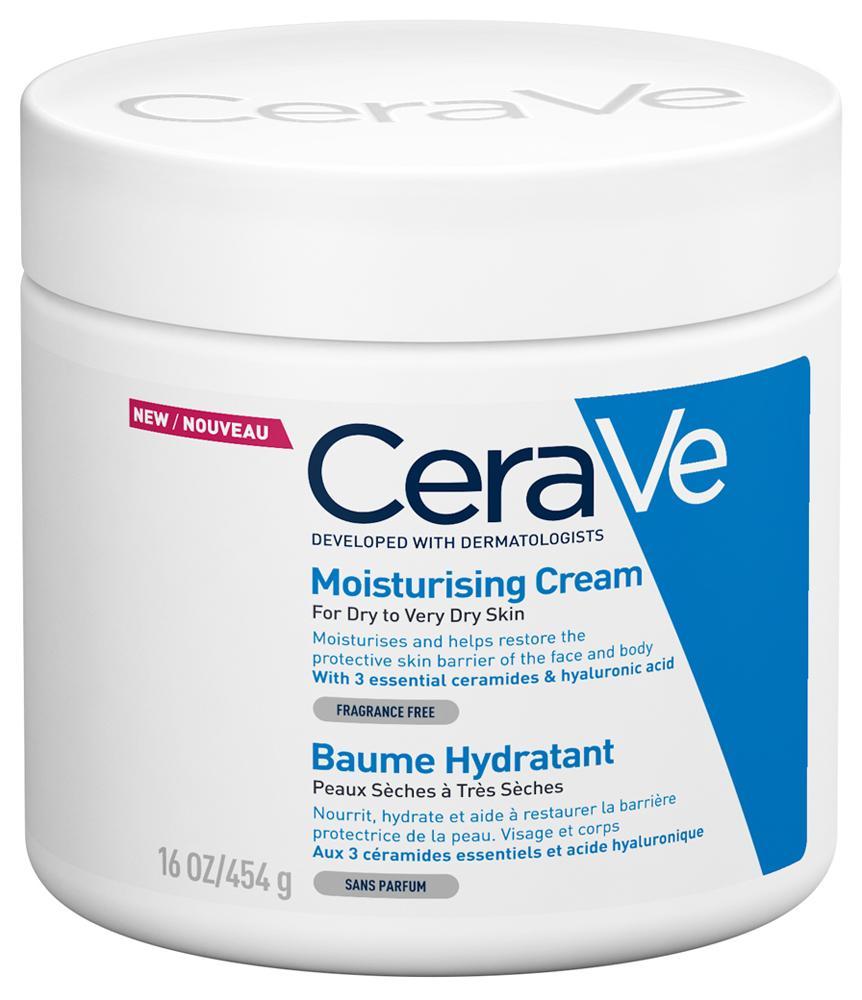 CeraVe Hidratáló testápoló krém arcra és testre 454g