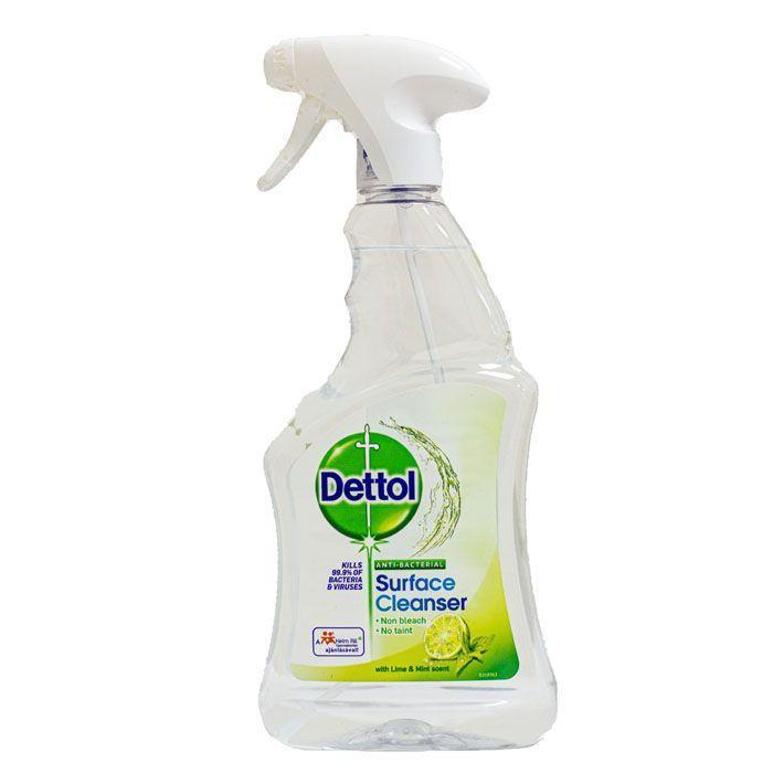 Dettol antibakteriális felülettisztító spray lime 500ml