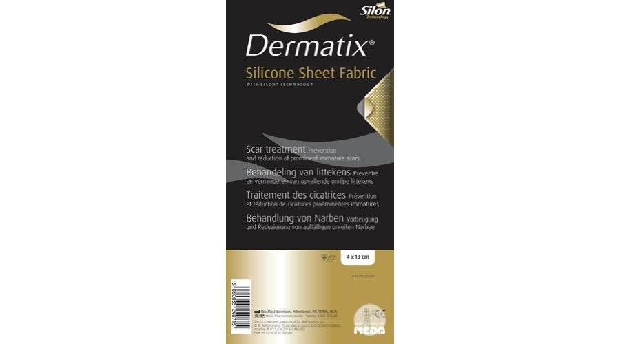 Dermatix szilikon tapasz  4x13cm 1x