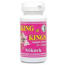 Dr.Chen King of kings kapszula II.for woman 50x