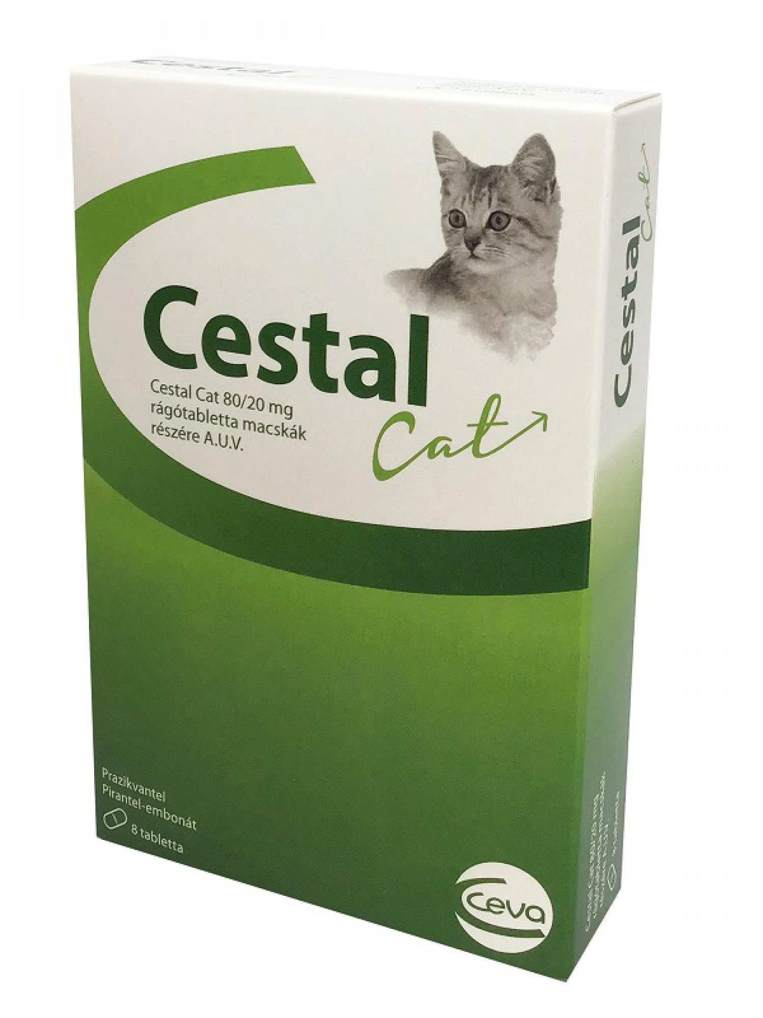 Cestal Cat 8X