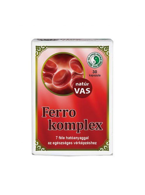 Dr.Chen Ferro Komplex kapszula 30x