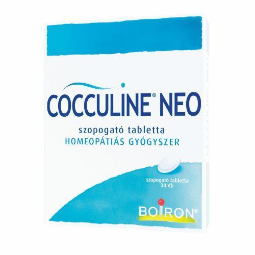 Cocculine NEO szopogató tabletta 30x