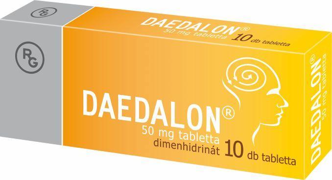 Daedalon 50 mg tabletta 10x