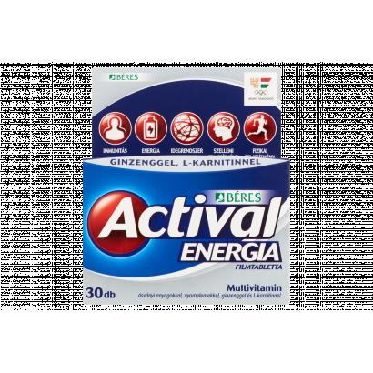Actival Energia filmtabletta 30x
