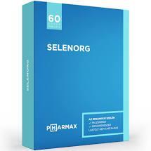 Selenorg tabletta 60x