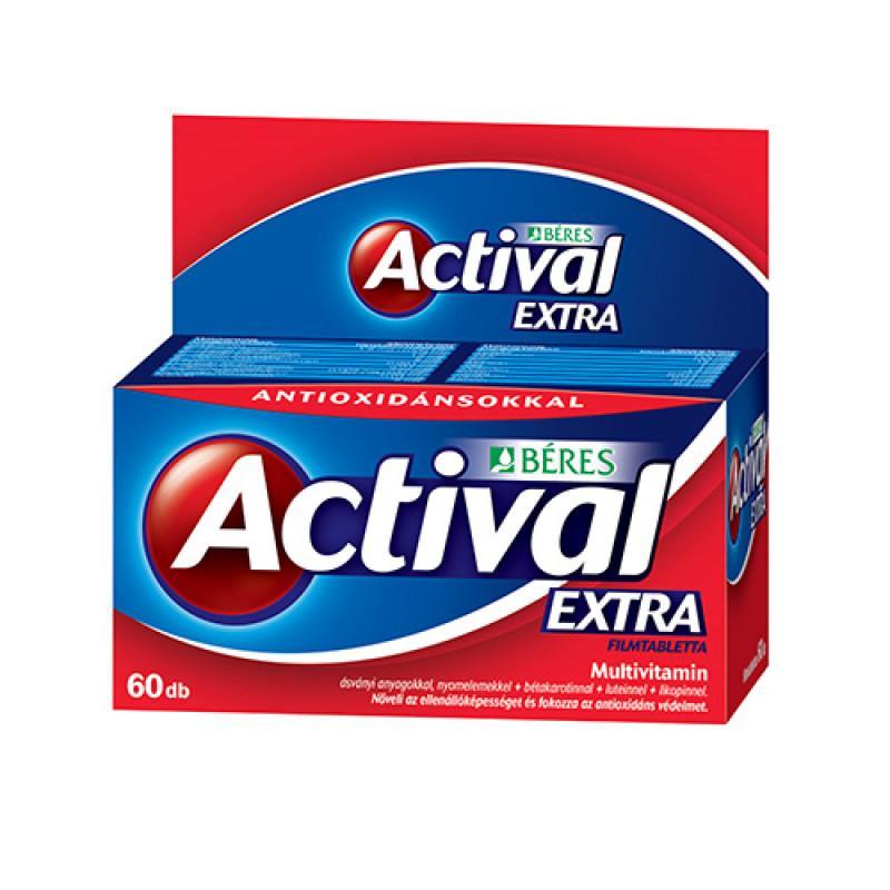 Actival Extra filmtabletta 60x