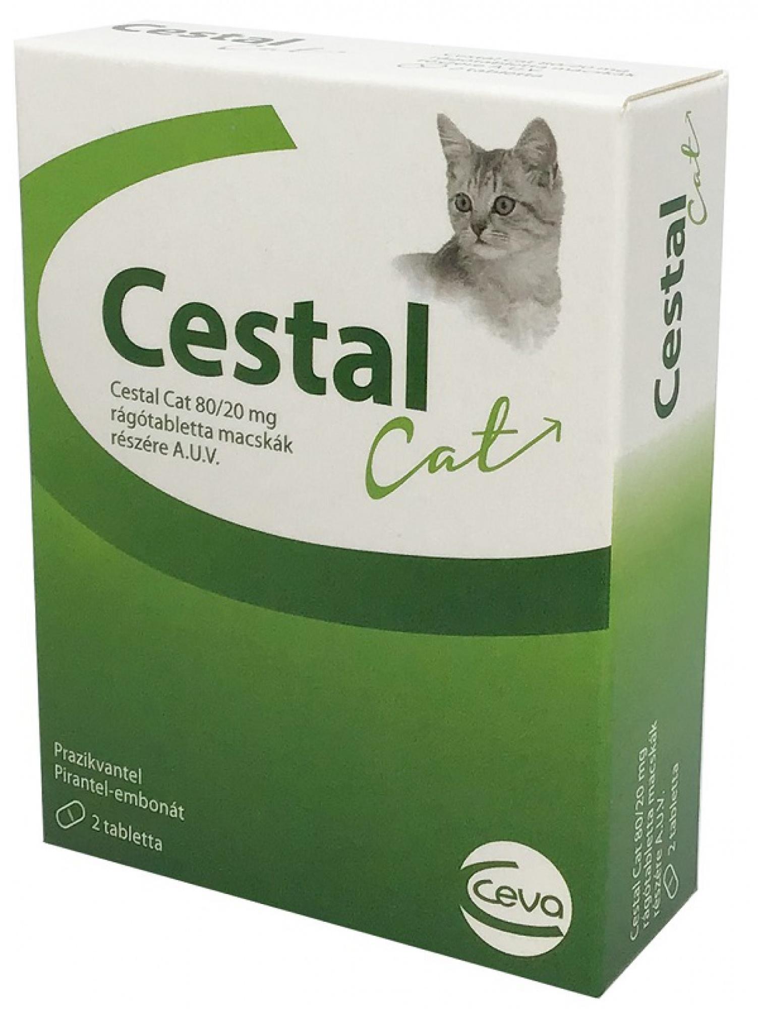 Cestal Cat 2X