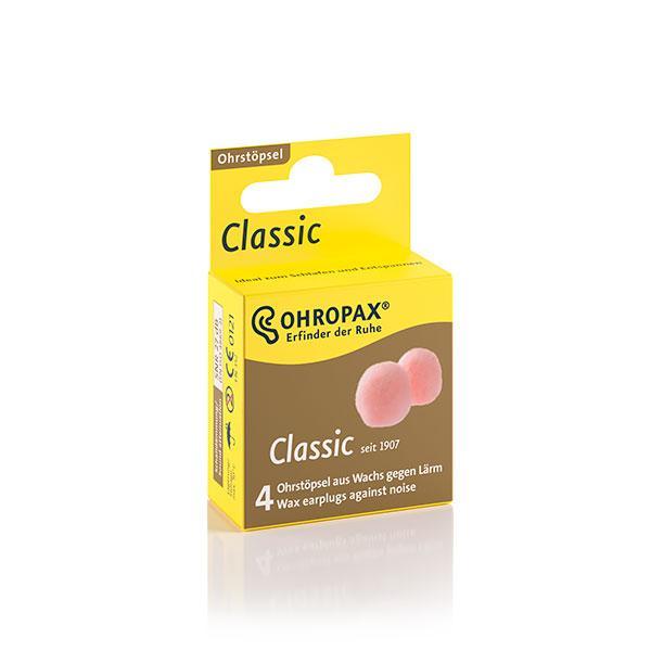 Füldugó OHROPAX viasz Classic 4x