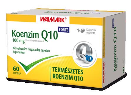 Walmark Koenzim Q10 Forte 100 mg kapszula 60x
