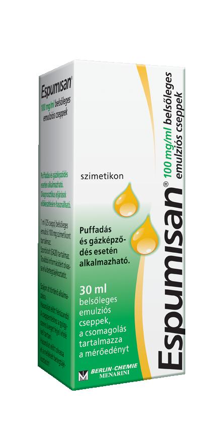 Espumisan 100 mg/ml belsőleges emulziós cseppek 1x30ml