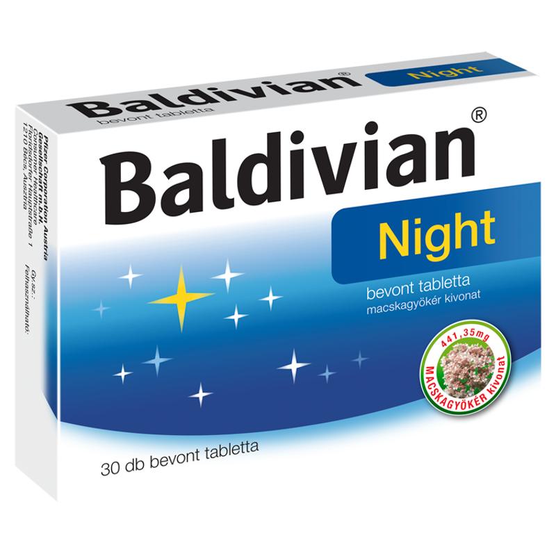 Baldivian Night bevont tabletta 30x