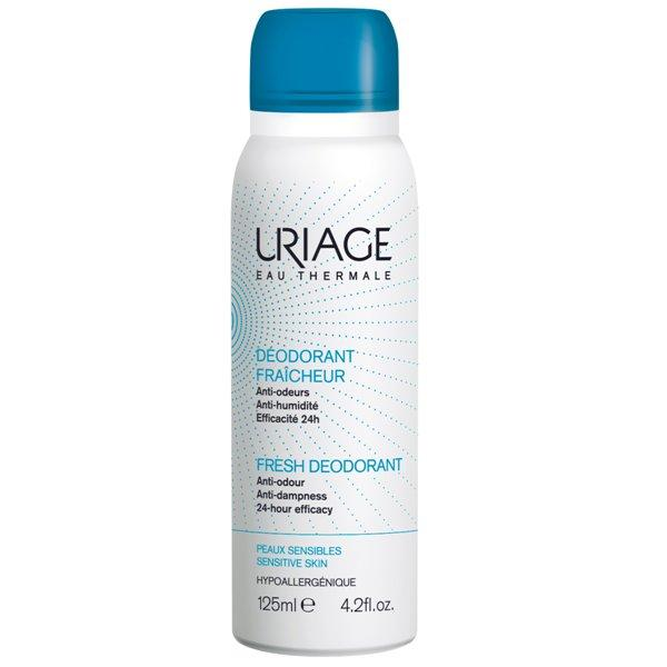 Uriage Déodorant  izzadásgátló spray 125ml