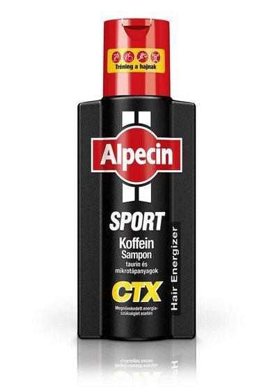 Alpecin sampon Sport Koffein CTX 250ml