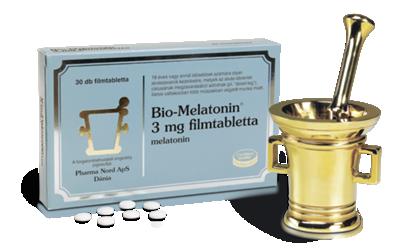 Bio-Melatonin 3 mg filmtabletta 30x
