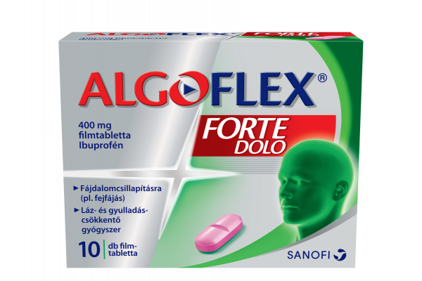 Algoflex 400 mg /Forte Dolo filmtabletta 10x