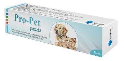 Pro-pet paszta kutya, macska a.u.v. 15ml