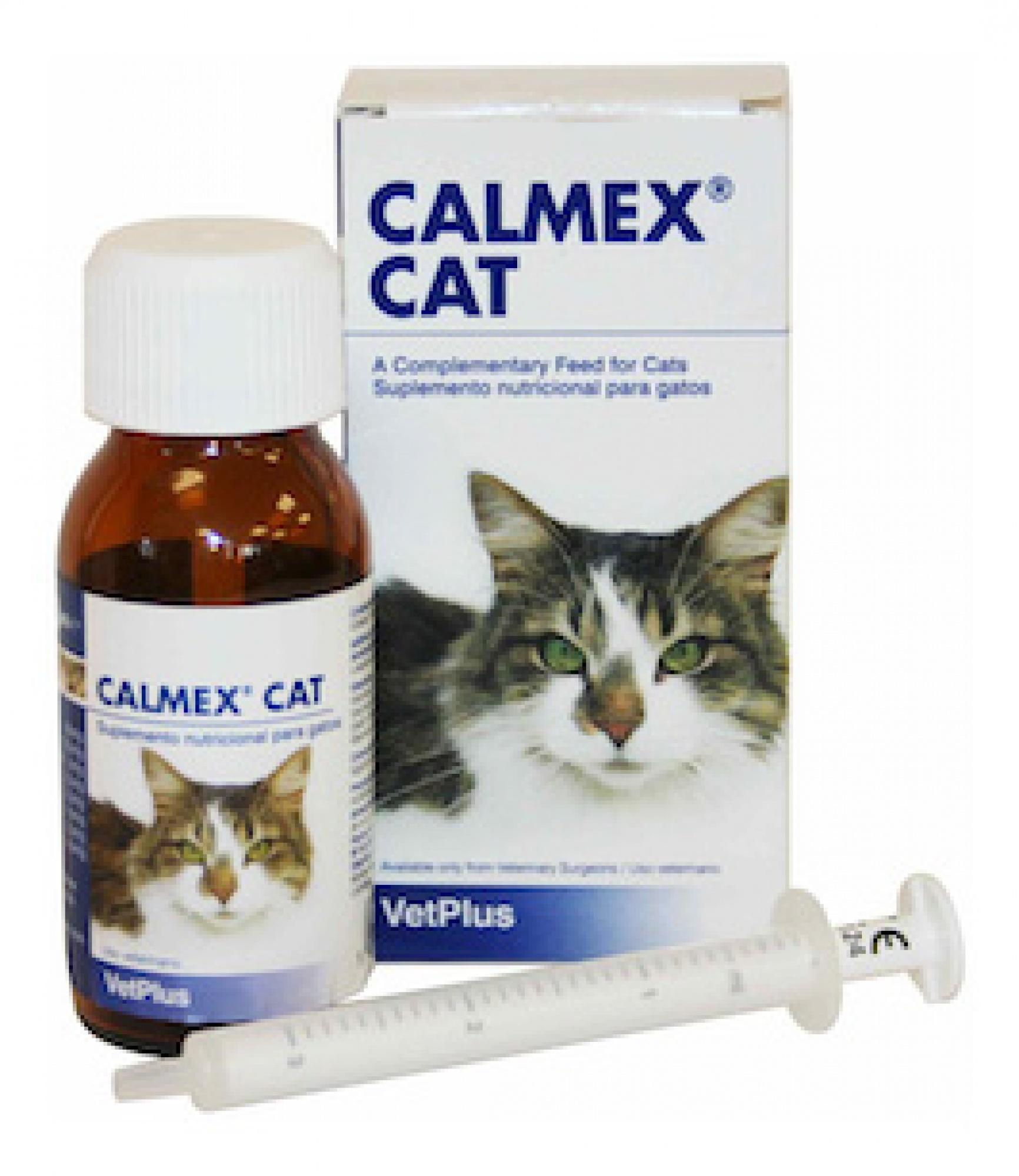 Calmex cat A.U.V 60 ml