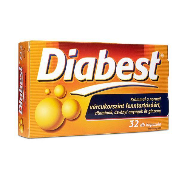 VitaPlus Diabest kapszula 32x