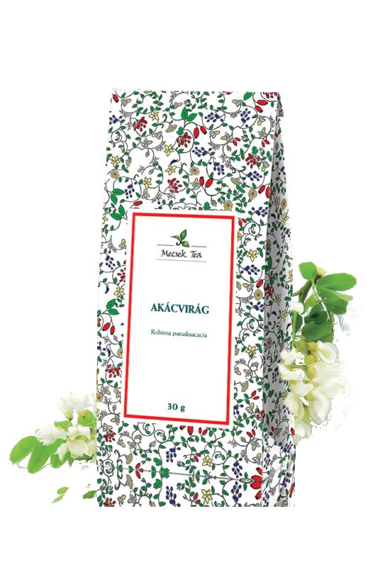 Akácvirág tea MECSEK 30g