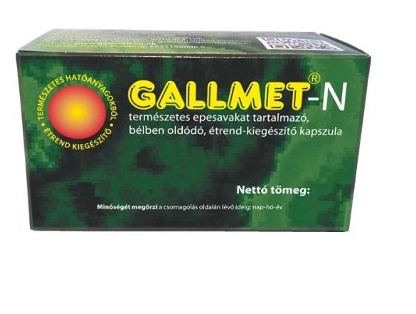 Gallmet-N kapszula 90x