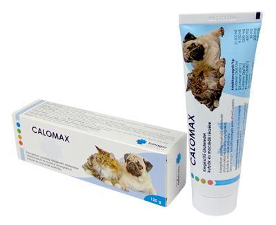 Calomax kiegészítő állateledel kutya, macska 120g