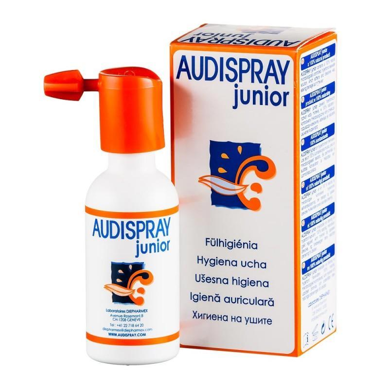 Audispray Junior fülspray 25ml