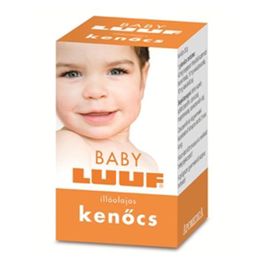 Baby Luuf illóolajos kenőcs 1x30g