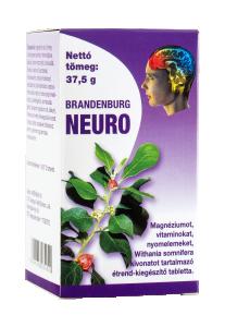 Brandenburg Neuro tabletta 30x