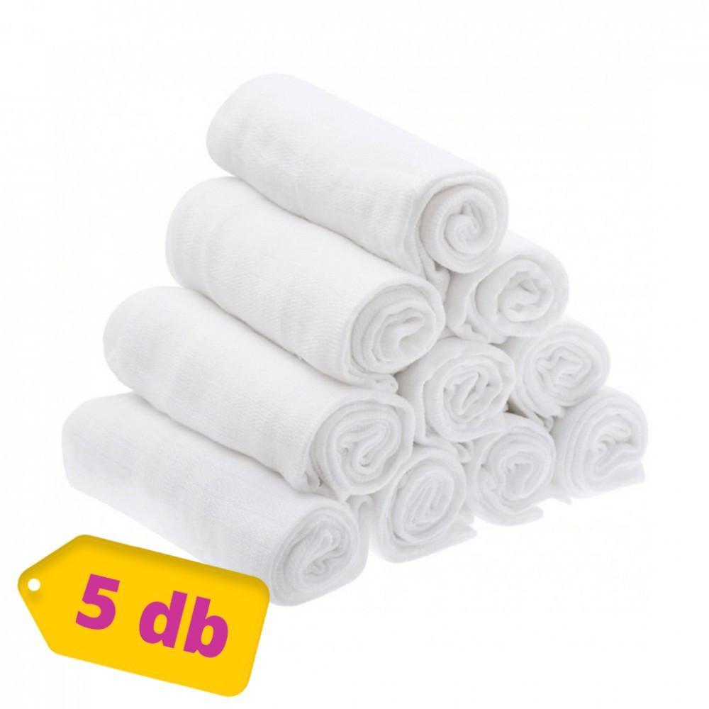 BABYBRUIN cseh textil pelenka 5x
