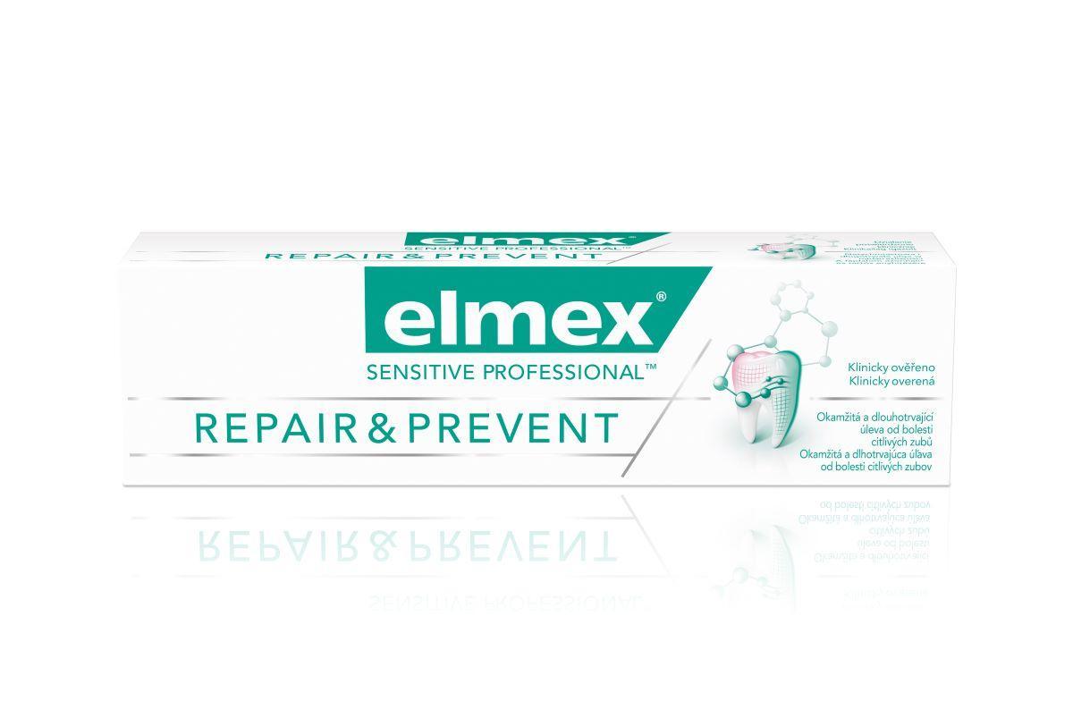 Elmex fogkrém Sensitive Prof. Repair et Prevent 75ml