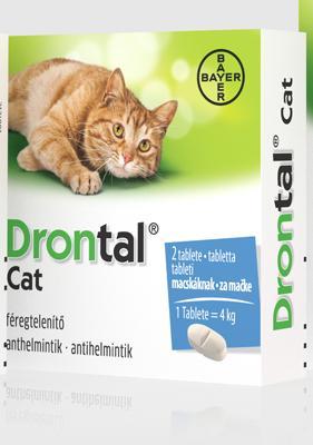 Drontal Cat tabl. a.u.v. 2x