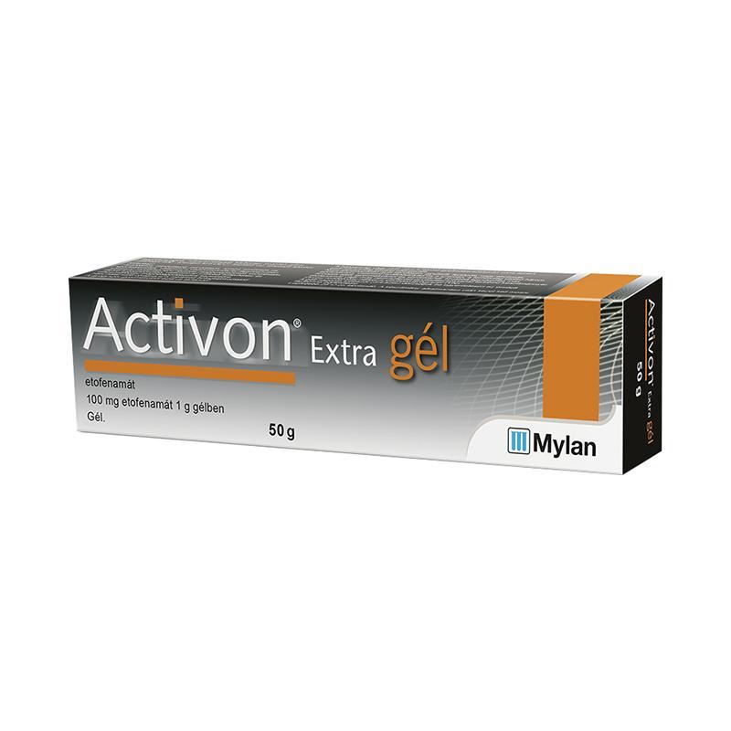 Activon Extra gél 50g
