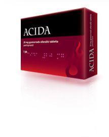 Acida 20 mg gyomornedv-ellenálló tabletta 14x al/pv