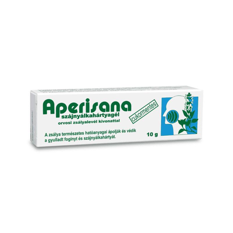 Aperisana szájnyálkahártyán alkalmazott gél 10g