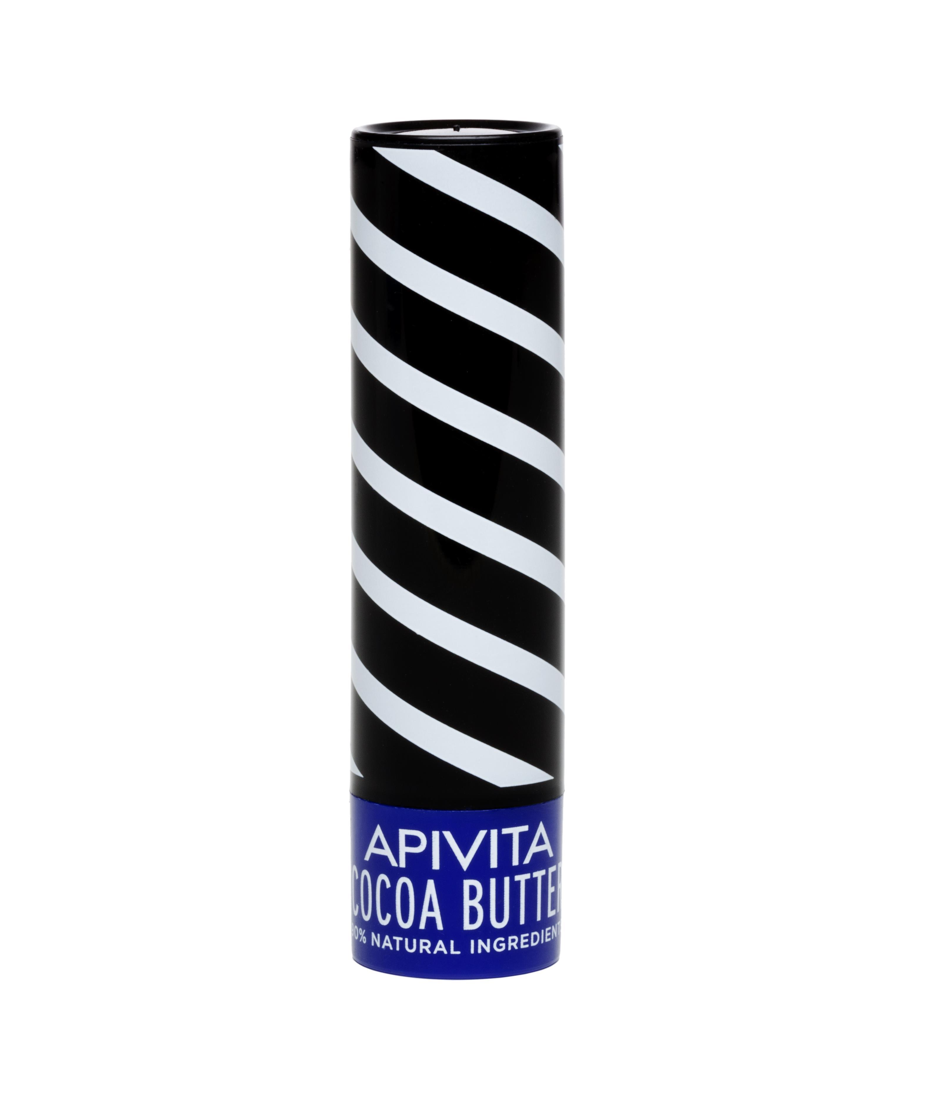 APIVITA Ajakápoló stift kakaóvajjal, SPF20 4,4g