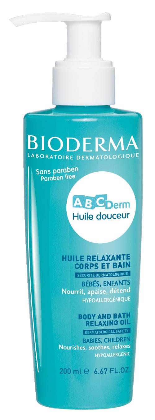 Bioderma ABC Derm relaxáló olaj 200ml