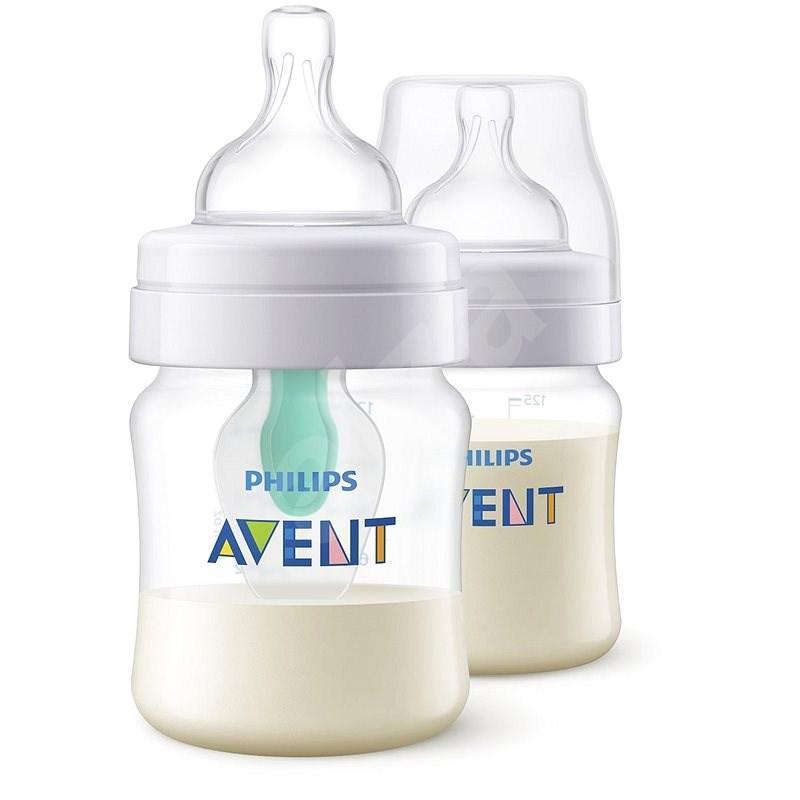 Avent Anti-colic Airfree cumisüveg 125ml 2x